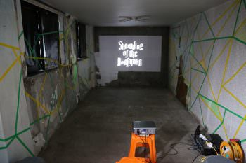 Screening room showing the 2014 MoShow