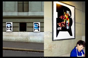Identity for Bildrausch Filmfestival by Ludovic BallandBasel, 2011–2014