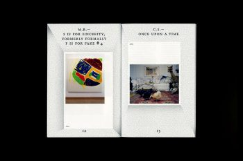 The Fifth Wall, exhibition publication for The Armory, 2014