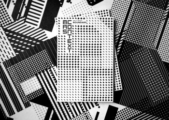 Mas Context – Boundary, 2013, Publication design
