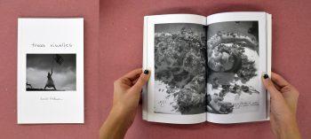 Traces Visuelles, artist participant: David Feldman, designer: Mallory Strong (BFA 4)