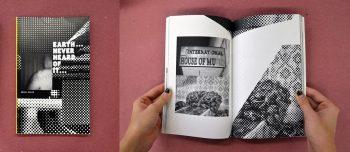 Earth…Never Heard of It…,David Chathas, artist participant: Meral Güler, designer: David Chathas (MFA 2)
