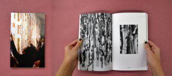 Wall Works, artist participant: Asuka Hisa, designer: Brian Thompsen (BFA 4)
