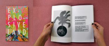 Explosive Land, artist participant: Ken Gunn Min, designer: Jessie Zo (BFA 4)