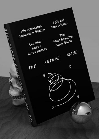 Circular in use: The Most Beautiful Swiss Books 2009 – The Future Issue
