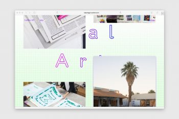 calartsgd.tumblr.com will present an evolvingsnap-shot of the visual culture of the GD program.