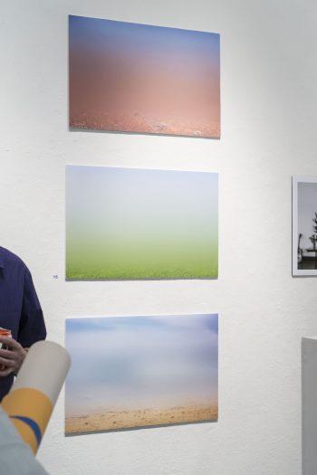 Iris Chung (MFA 2016), 'Erased Horizons'