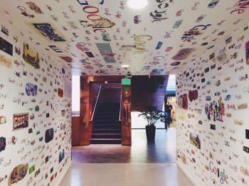 Google hallway