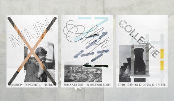 MIJNshop & MIJNcollectie Visual Identity