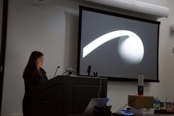 MFA alum Jamie van Wart discusses the implications for ball terminals in 3-d