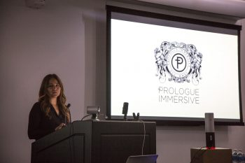 Kimberly Cooper from Prologue Immersive