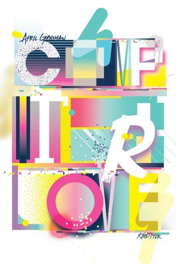 Poster byChristine Shen (BFA, 2015)