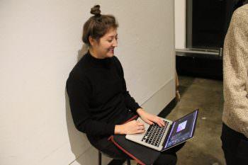 BFA3 Student Julianna Bach
