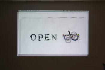 Open Infinity byShibo Chen, Minjoo Cho, Nadia Haile, Onyou Kim, and Kaveria Zachariah