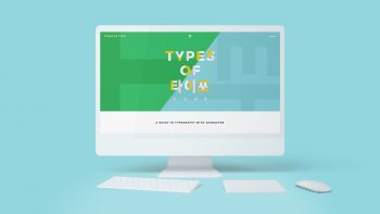 Visit the site at typesoftype.com