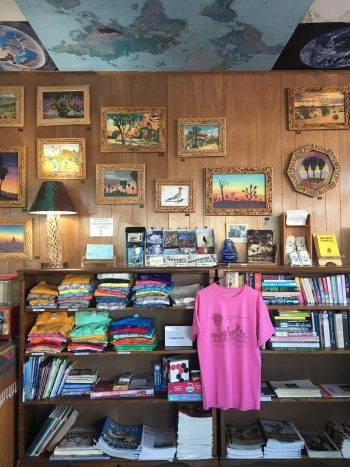 The lovely 29 Palms Inn gift shop. Photo by Candice Navi.