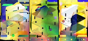 """""""Memory Bank Triptych"""""""
