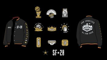 All Star Patches by Gian Montes